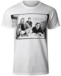 koszulka NIRVANA - PHOTO