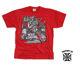 koszulka WEST COAST CHOPPERS - CHROME BLOOD (WCCTS602RD)
